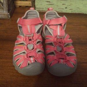 Girls Keen Moxie Sandals